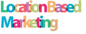 The location-based marketing