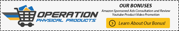 Operation Physical Products Banner