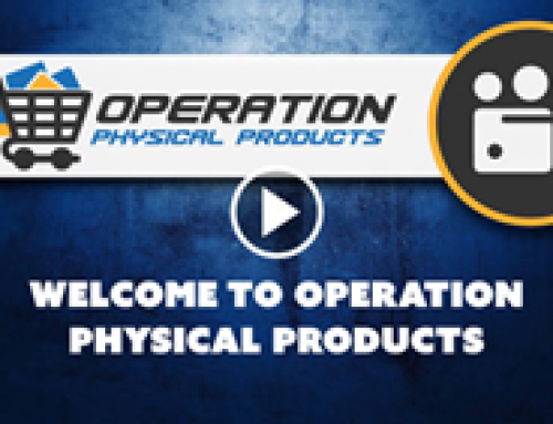 "Rapid Crush, Inc. Introduces ""Operation Physical Products"""