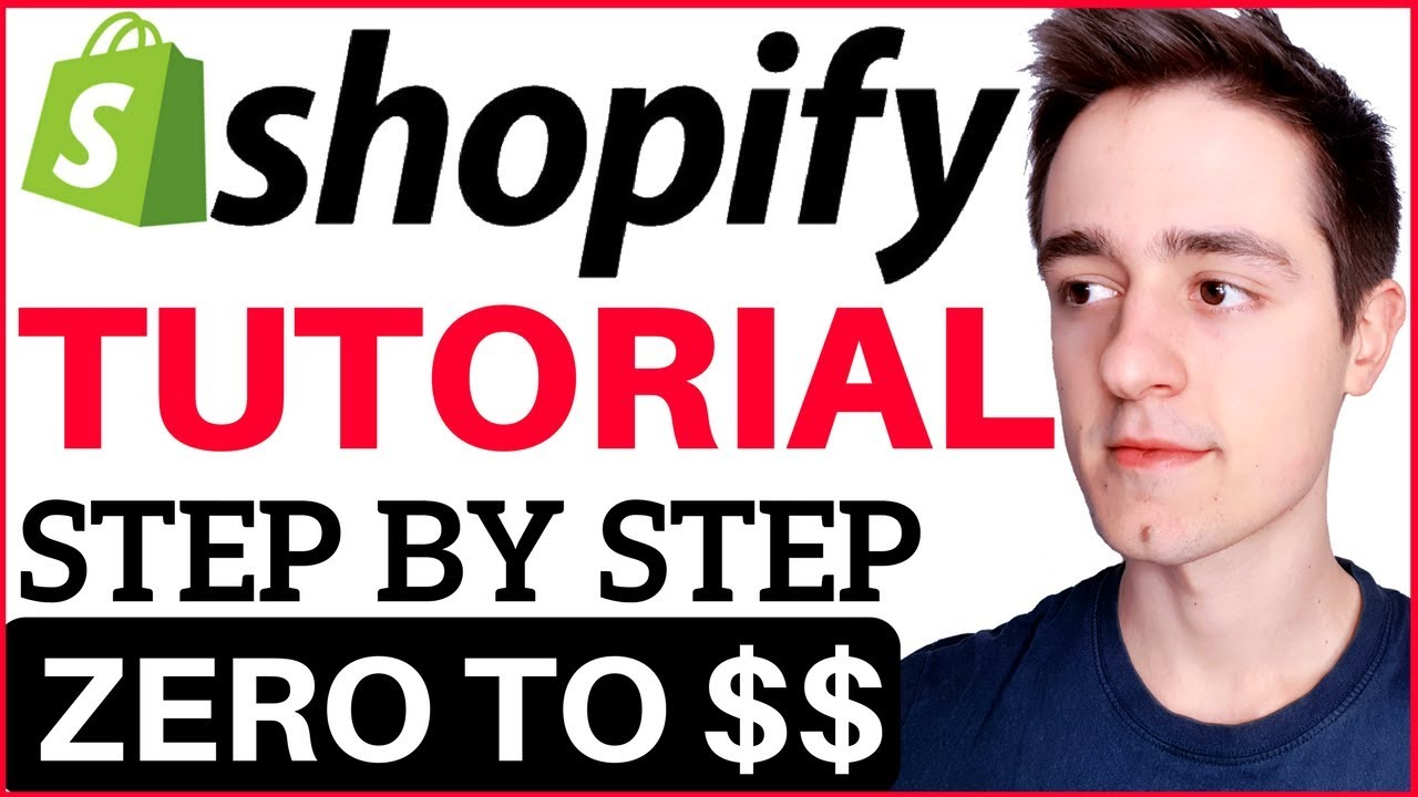 Shopify Tutorial For Beginners 2018 – How To Create A Profitable Shopify Store From Scratch