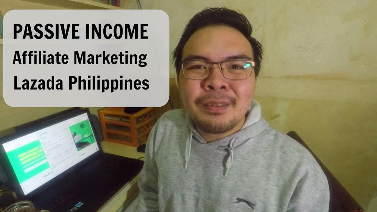 FREE Passive Income : Through Lazada affiliate marketing
