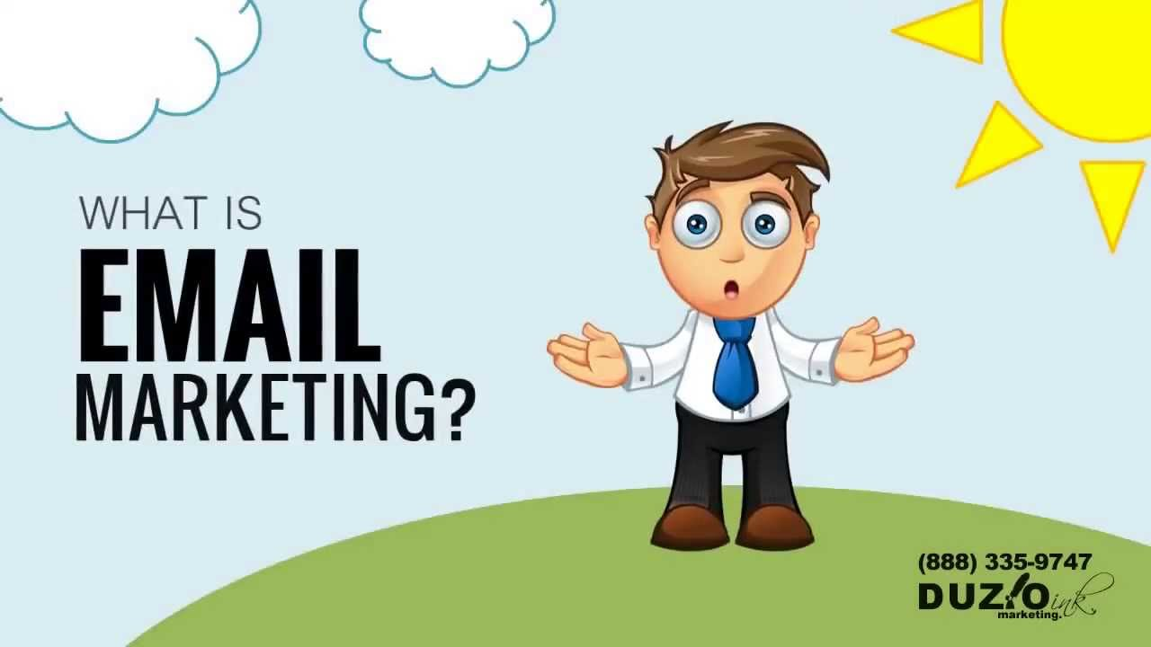 What is Email Marketing? You'll know in 1 minute 25 secs