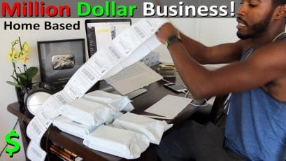 MILLION DOLLAR E-COMMERCE ONLINE BUSINESS