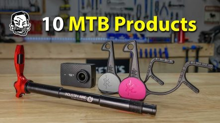 10 MTB PRODUCT REVIEWS FROM HELMET HOOKS