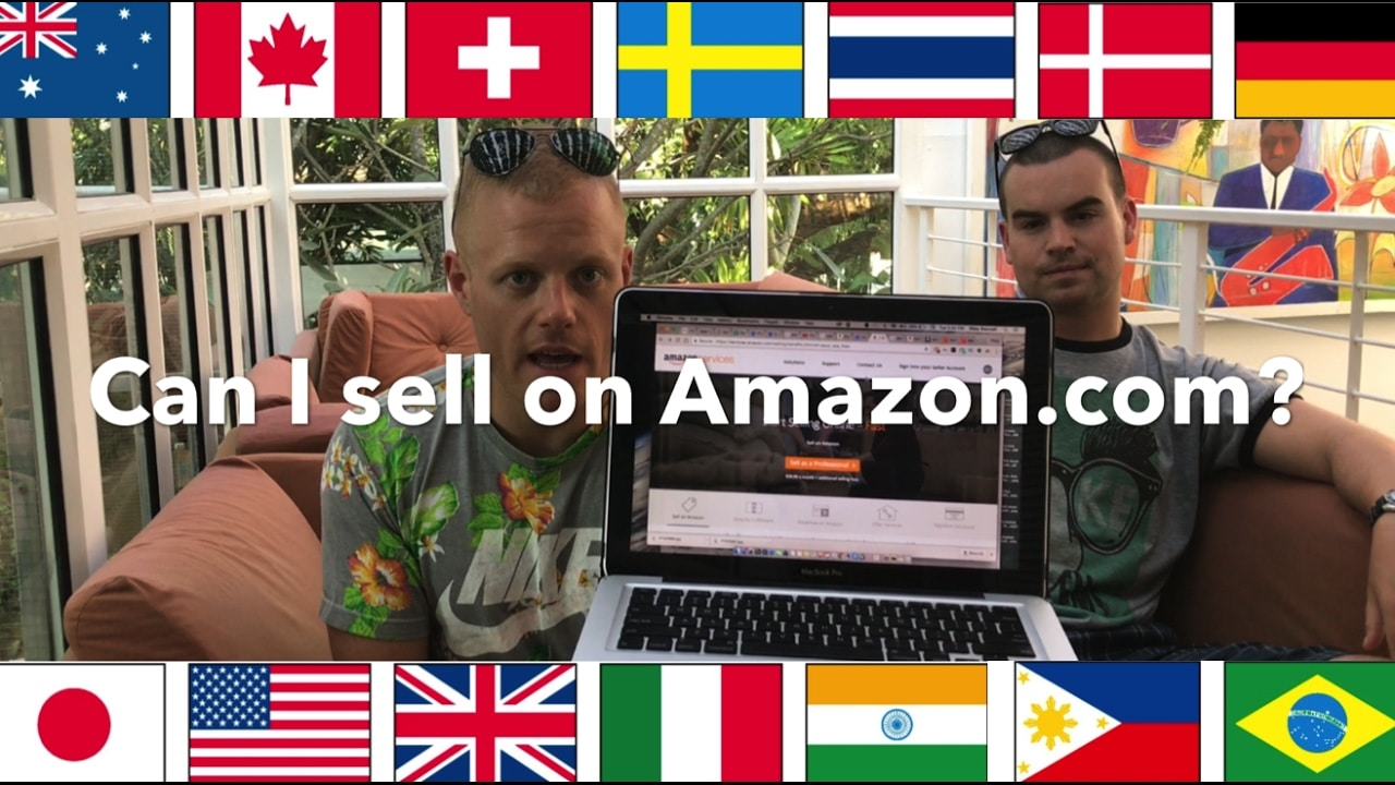 SELLING INTERNATIONALLY, HOW TO MAKE MONEY ONLINE
