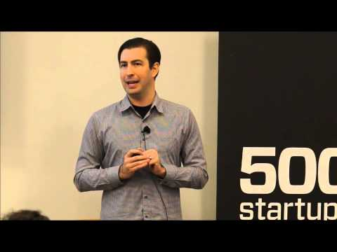 """Five Ways To Kill An e-Commerce Startup"" 500 Startups – Sean Percival [COMMERCISM 2014]"