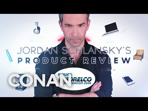 JORDAN SCHLANSKY'S PRODUCT REVIEW: – CONAN ON TBS
