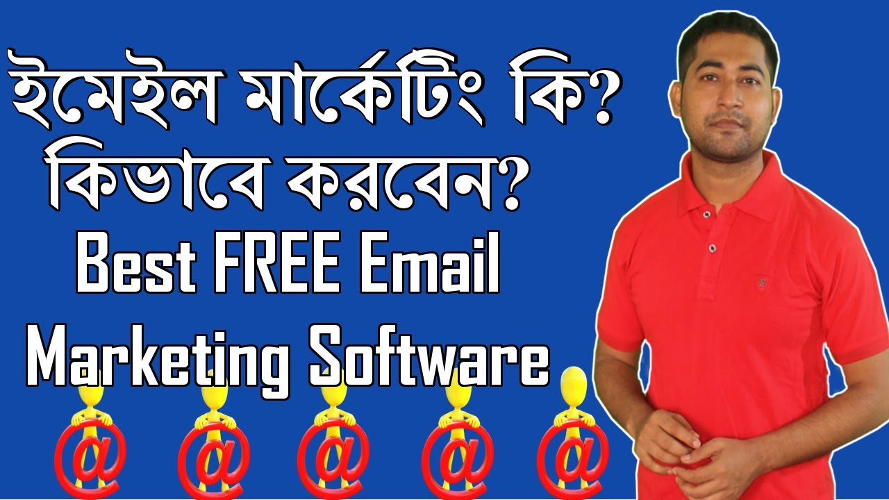 Email Marketing Bangla Tutorial – What it is? – How Does Email Marketing Works?