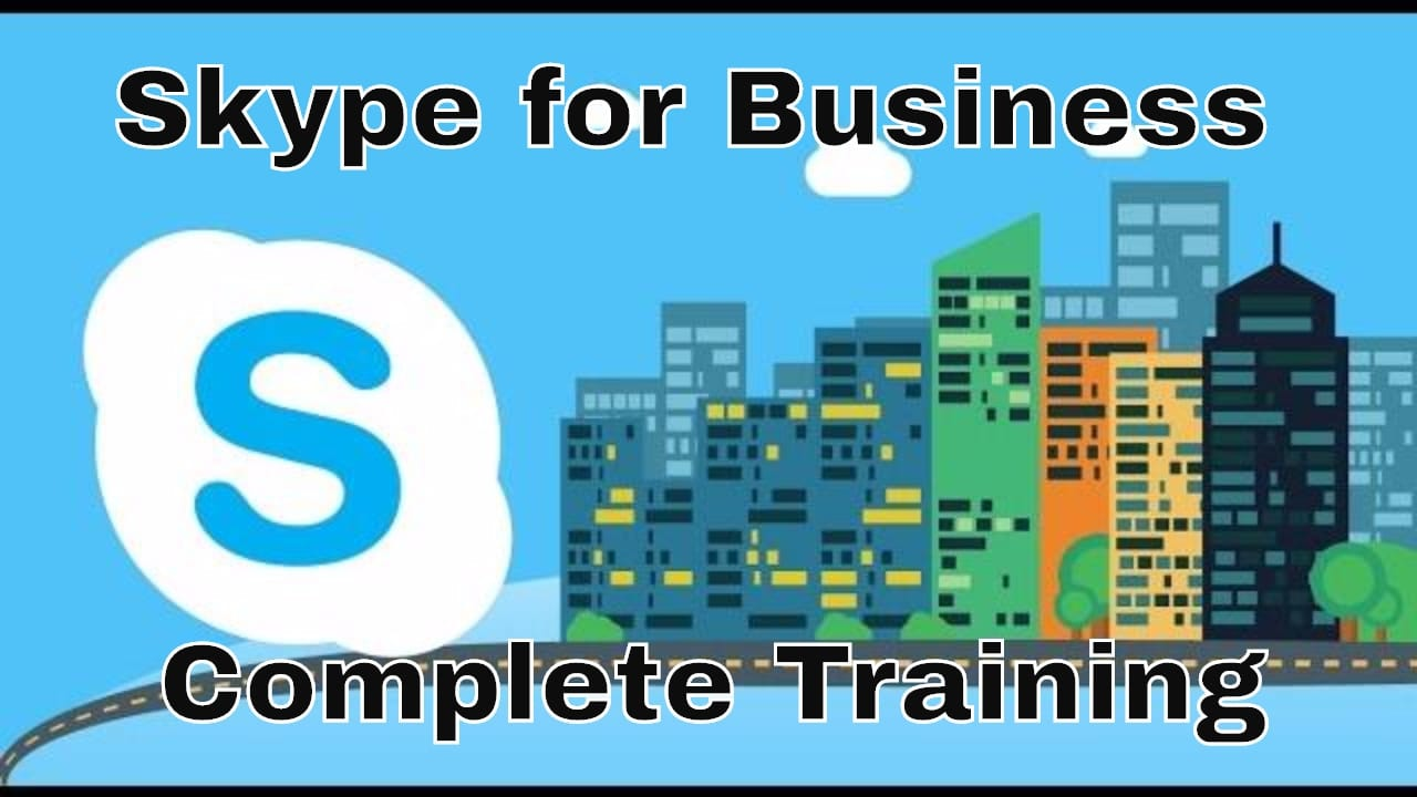Skype For Business Essential Training [Complete] Lynda.com Tutorial