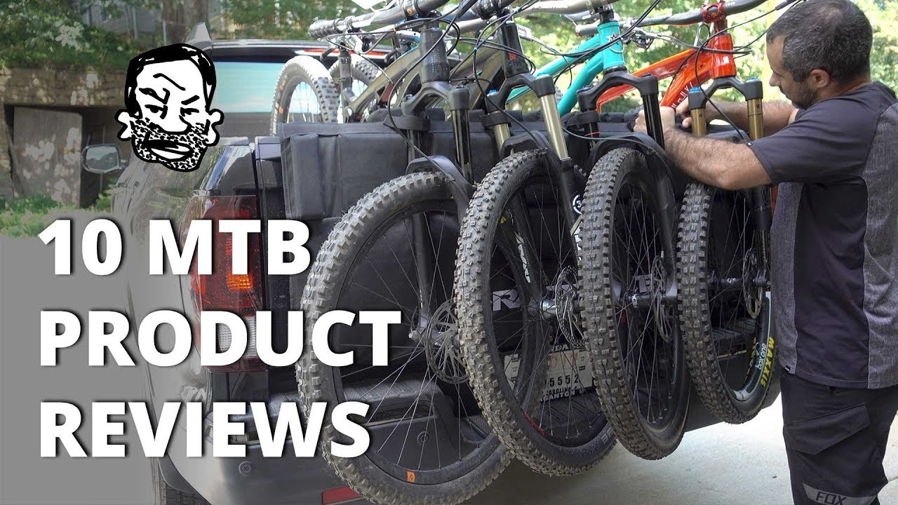 10 MTB PRODUCT REVIEWS