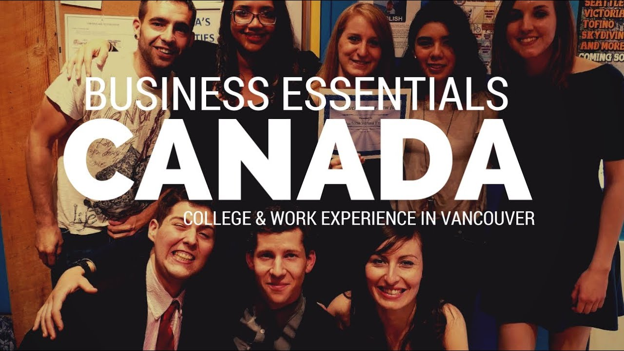 COLLEGE STUDY & WORK IN VANCOUVER