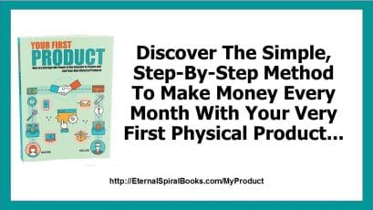 Create Your First Physical Product to Sell Online