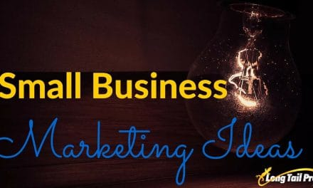 SIMPLE MARKETING IDEAS FOR SMALL BUSINESS