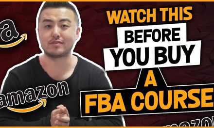 AMAZON FBA COURSES – WHO ARE YOU LEARNING AMAZON FBA FROM?! #RANT