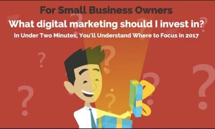 A 2017 Digital Marketing Strategy for Small Business