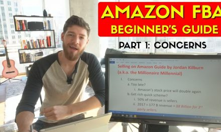 HOW TO SELL ON AMAZON FBA IN 2018