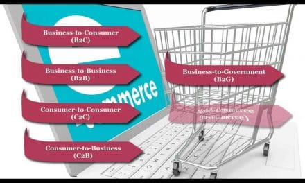 What are the Major Types of E commerce?