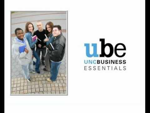 UNC Business Essentials – Program Overview