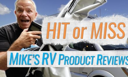 Hit or Miss? 3 RV Product Reviews