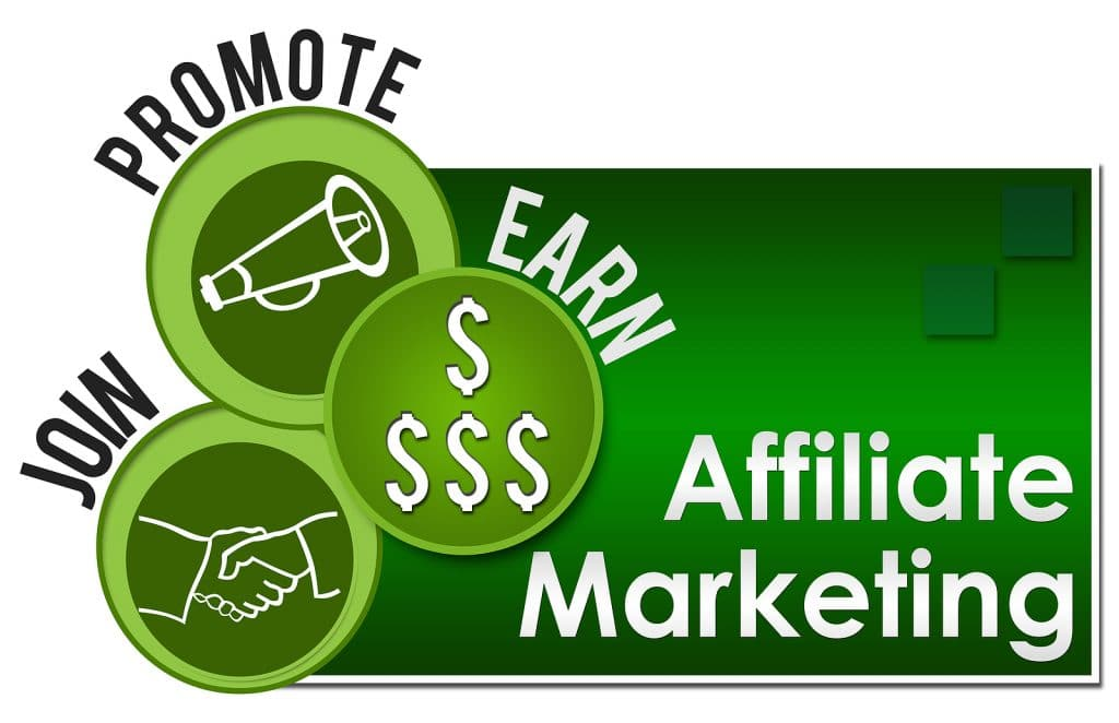 affiliate marketing is just where you sell other people's in exchange for a commission so it's kind of like those retail stores where you get the really pushy salesman because they are getting paid the commission by the store except you'll be doing it online so you won't have to do with any customers face to face and what's also really cool about affiliate marketing and why I was initially attracted to it is because you don't need to have your own product you don't need to ship anything out yourself you don't need to accept payments yourself in fact you don't really have to do any of those annoying and complicated tasks so how does one actually get started in affiliate marketing well it's surprisingly easy all you need to do to get started is to join an affiliate program which is free and takes just a few minutes to do and you'll find that most big online retailers out there actually have an affiliate program like amazon.com ebay comm think ich komm and thousands of others now you usually find a link to the affiliate programs for each of these sites tucked away somewhere at the bottom of their page and once you know where to look for these affiliate programs you'll be surprised at just how many sites actually do have an affiliate program so let's say I want to make money promoting stuff on amazon.com first I need to join their affiliate program by heading over to their website and scrolling to the bottom of the page and clicking the become and affiliate link then I just sign up for an account now once I've got my account all set up I can just login and then search for any product on Amazon then I'll get what is called my affiliate link which is a unique link to me that I can promote anywhere I want and every time somebody clicks on that link and buys something from Amazon I'll get a commission so say for example I had a massive Facebook fan page about the Hunger Games and I wanted to make some coin promoting the Hunger Games books to them well what I could do is jus