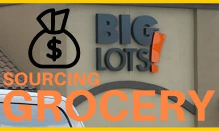 SOURCING GROCERIES AT BIG LOTS! ON AMAZON FBA