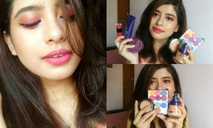 BLUE HEAVEN ONE BRAND LOOK + MINI PRODUCT REVIEWS