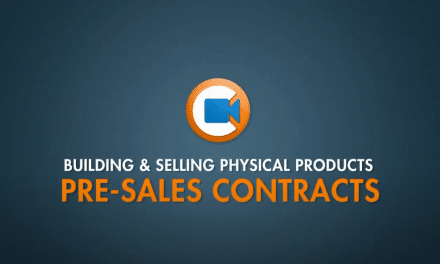 How To Start A Business: BUILDING & SELLING PHYSICAL PRODUCTS