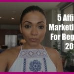 5 Affiliate Marketing Tips For Beginners 2018
