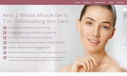 CLICKFUNNELS – SKINCARE FUNNEL TRANSFORMATION