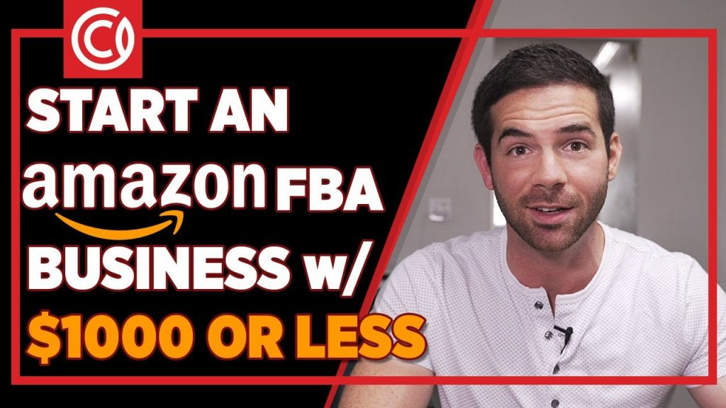business model and started looking around and Amazon FBA