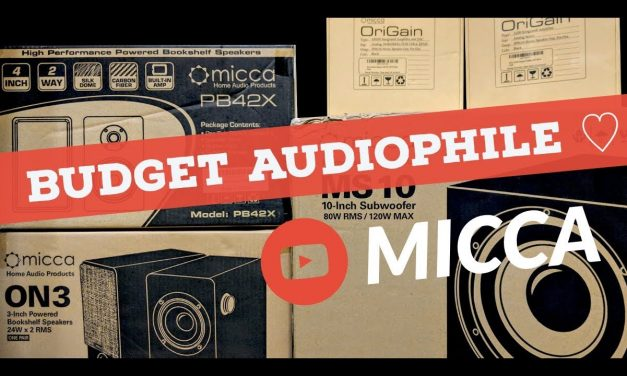 Micca Loves Budget Audiophiles | Product Reviews: MB42X, PB42X, ON3, A250, AD250, MS10, MS12