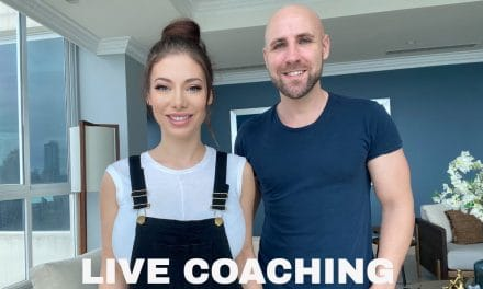 AMAZON FBA COACHING SESSION WITH TATIANA & STEFAN
