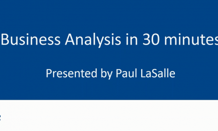 Business Analysis Essentials for a Business Analyst