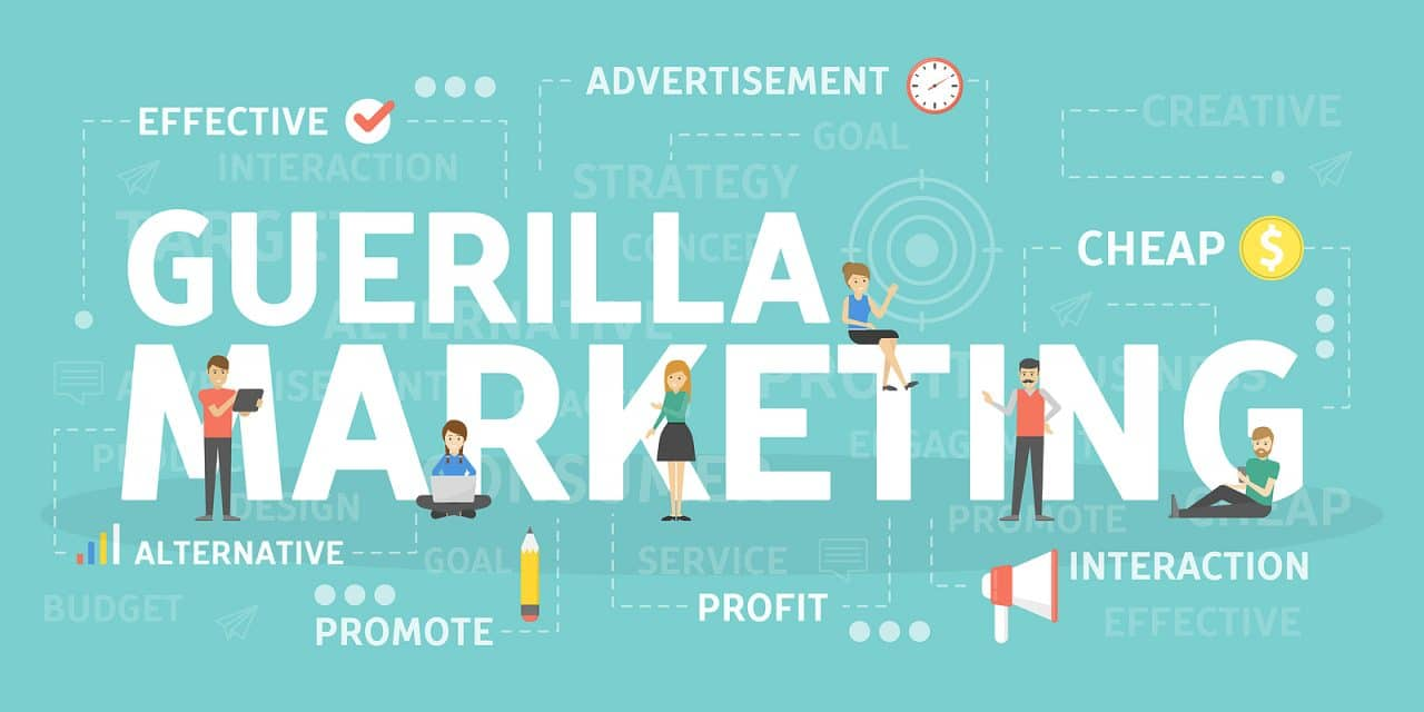 GET THIS GUERRILLA MARKETING IDEAS FOR ANY BUSINESS