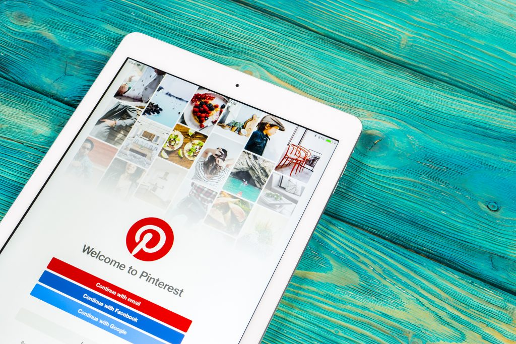 Pinterest Marketing Startegy