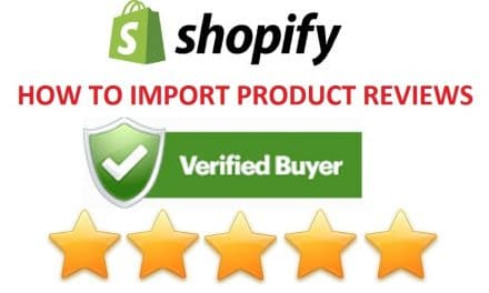 HOW TO CREATE & IMPORT VERIFIED BUYER ON SHOPIFY