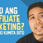 Ano ang Affiliate Marketing at papaano kumita dito?