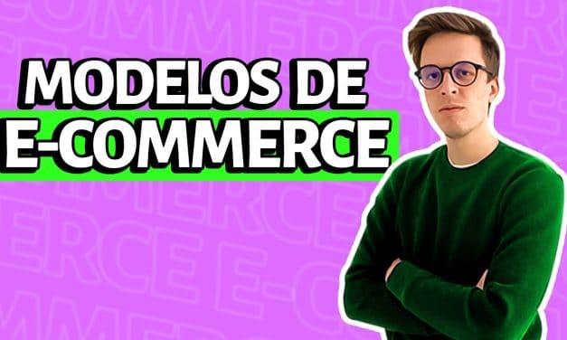 TOP 6 MODELOS DE ECOMMERCE