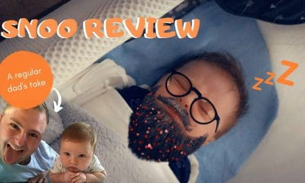 SNOO BASSINET BABY BED REVIEW, 0-6 MONTHS