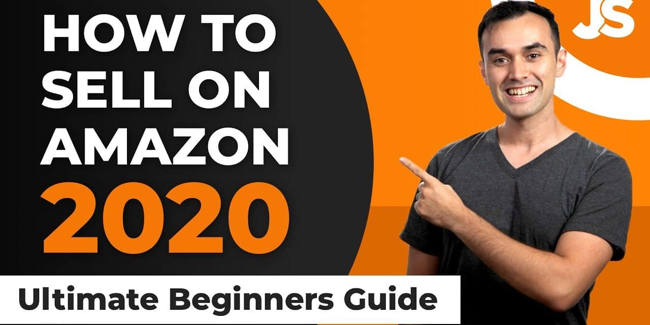 HOW TO SELL ON AMAZON FBA FOR BEGINNERS (2020)