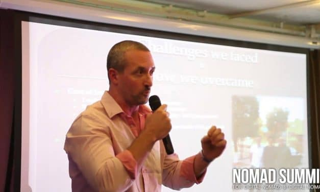 Philippe Bourdeau: Moving from Drop Shipping to Physical Products – Nomad Summit Chiang Mai 2015
