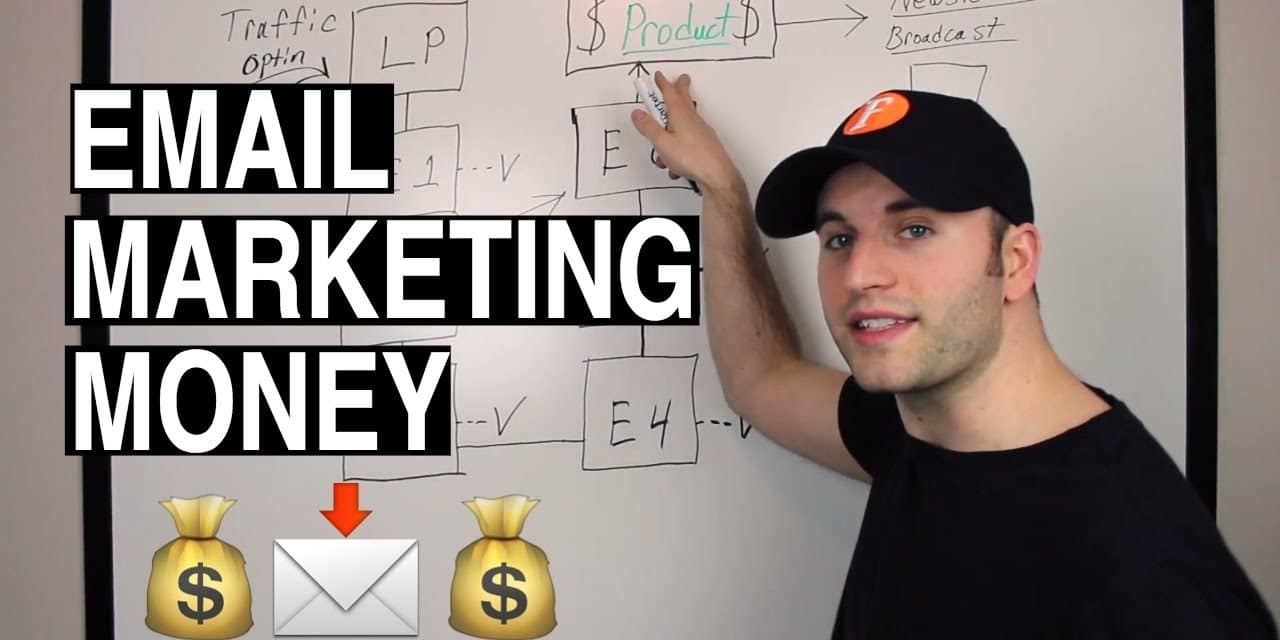 How to Make Money with Email Marketing – Full Tutorial