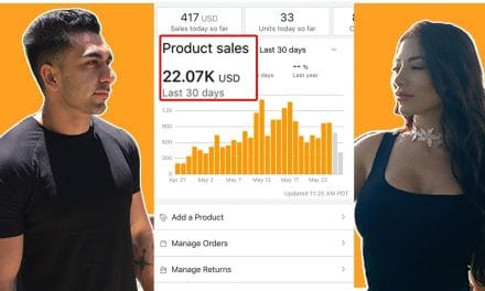 His Amazon FBA Success Story 👏 8 Months To 💲25K In Revenue