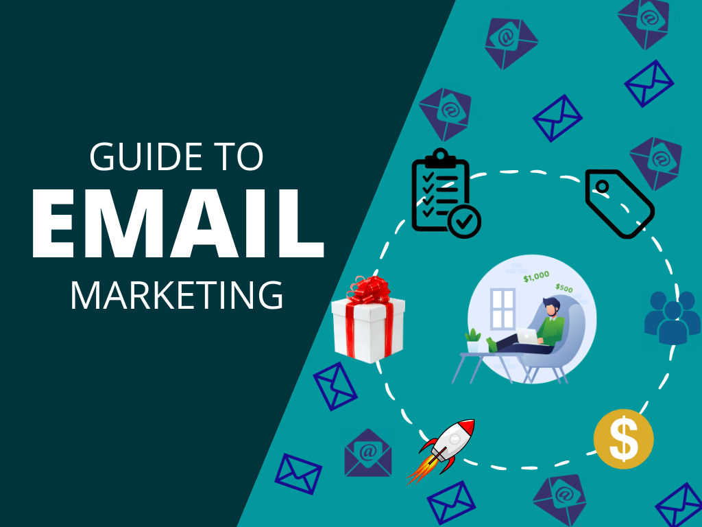 begin developing your email