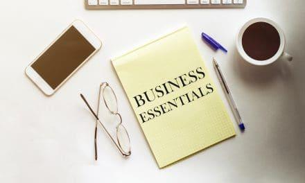 Top 5 Business Essentials