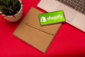 making money online on shopify