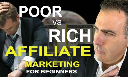 ✅ Affiliate Marketing For Beginners – 5 Things Rich Affiliates Do