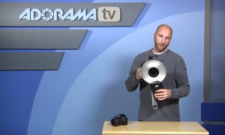 Orbis Ring Flash Kit: Product Reviews: Adorama Photography TV