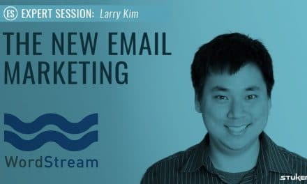 LARRY KIM STUKENT EXPERT SESSION – NEW WAY