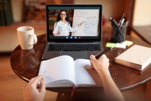 Advantages of Taking Online Classes